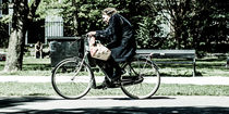 Homeless biker Amsterdam by Kayphoto4u Photography Amersfoort