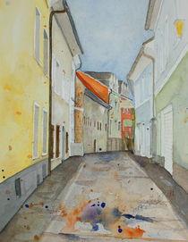 Bräuhausgasse, St. Veit by Inez Eckenbach-Henning