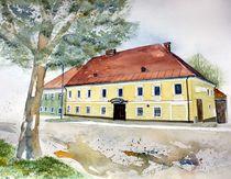 Gasthaus Nägele, St. Veit by Inez Eckenbach-Henning