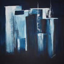 Säulen von Inez Eckenbach-Henning