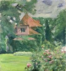 Altes Landhaus von Max Liebermann