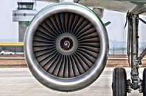 Triebwerk Airbus von lifefoto