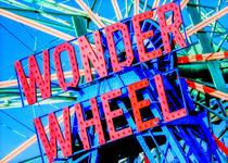 Wonder Wheel by Jon Woodhams