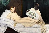 Olympia von Edouard Manet