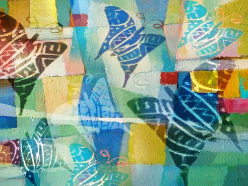 Deco-butterflies