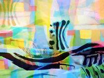Floating von Lutz Baar