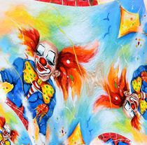 Kinder Clown von Barbara Tolnay