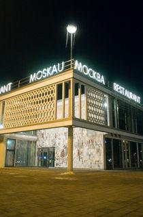 MOSKAU - RESTAURANT - CAFE' - BERLIN von captainsilva