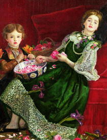 Pot Pourri by Sir John Everett Millais