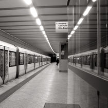 U-Bahn-Station - Schillingstrasse - Berlin von captainsilva
