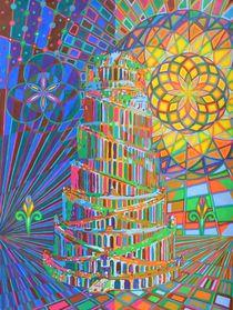 Tower of Babel - 2013 von karmym