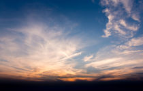 Sunset Over Maine by John Bailey