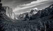 Famous Yosemite Valley von John Bailey