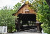 Picturesque Wooden Bridge von John Bailey