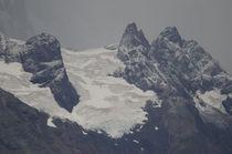 Paine Mountain Range III von Víctor Suárez