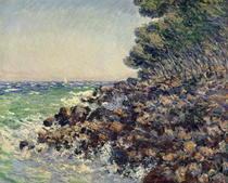Kap Martin von Claude Monet