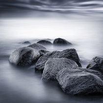 Stone-path I von Dieter Rogge