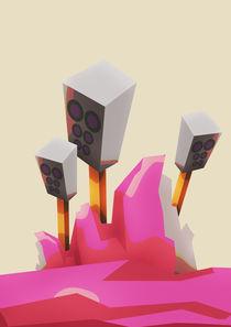 Speaker Rock von Jason Quilang