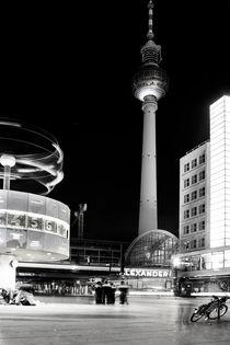Alexanderplatz Berlin von aseifert