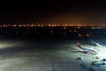 Just Another New Year`s Eve at Airport Tegel  in the Tower by aseifert