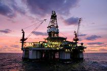 Ocean Endeavor at Sunrise by Bradford Martin