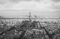 Paris, Eiffelturm von Matthias Weiskopf