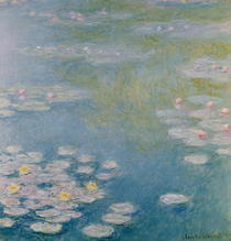 Nympheas von Claude Monet