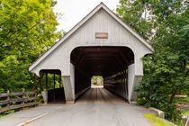 Woodstock Covered Bridge von John Bailey