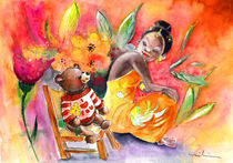 The Little Princess and The Little Bear von Miki de Goodaboom