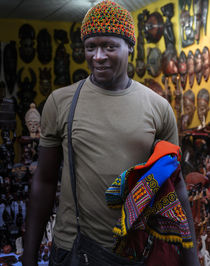 The african look  von Ahmed Rashed