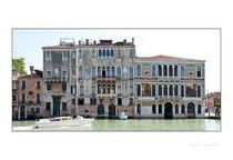 Venedig - Palazzi von Rainer F. Steußloff
