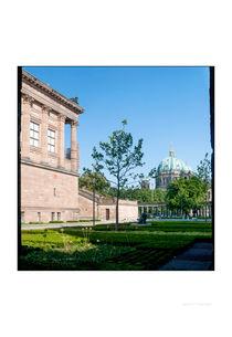 Alte Nationalgalerie von Rainer F. Steußloff