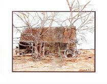Old Homestead von Linda Ginn