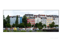 Hafenstraße by Rainer F. Steußloff