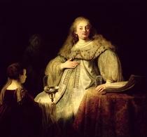 Artemis von Rembrandt Harmenszoon van Rijn