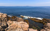 View From Otter Rocks by John Bailey