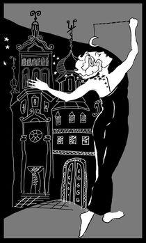 queen of night von Maria Buzueva