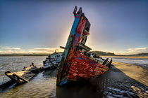 Wreck by Dave Wilkinson