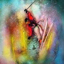 Ski Jumping 02 von Miki de Goodaboom