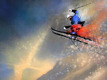 Ski Jumping 03 by Miki de Goodaboom