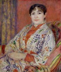 Madame Heriot by Pierre-Auguste Renoir