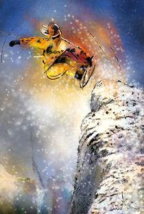Snowboarding 01 by Miki de Goodaboom