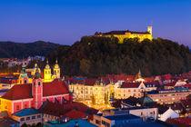 Ljubljana 03 von Tom Uhlenberg