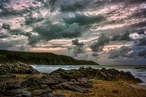 Putsborough Sands by Dave Wilkinson