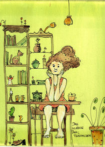Das kleine Tagträumchen von Karin Tauer