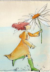 Blumenspaziergang von Karin Tauer