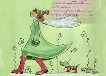 Der kleine Spaziergang von Karin Tauer