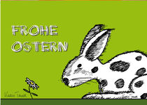Frohe Ostern by Karin Tauer
