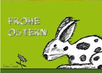 Frohe Ostern von Karin Tauer