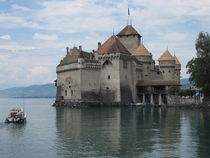 Chillon castle von amineah